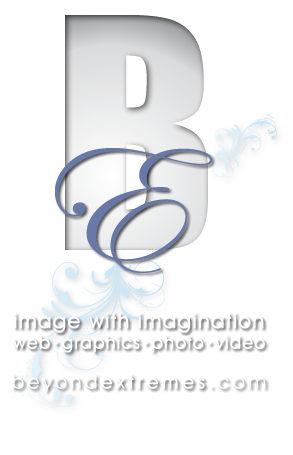 BeyondExtremes - image with imagination - web ~ graphics ~ photo ~ video